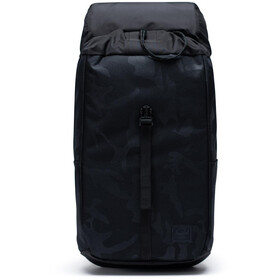 Herschel Thompson Sac à dos 17l, black/tonal camo